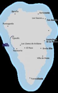MAPA CUEVA DE LOS PIRATAS