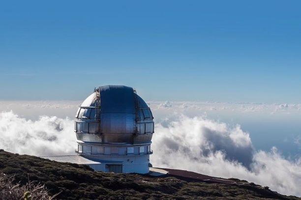observatorio gran telescopio canarias roque muchachos