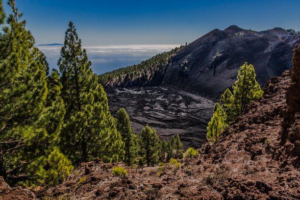 ruta volcanes la palma isla bonita tours