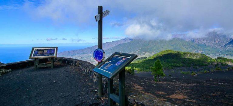 Llanos del Jable - Mirador La Palma
