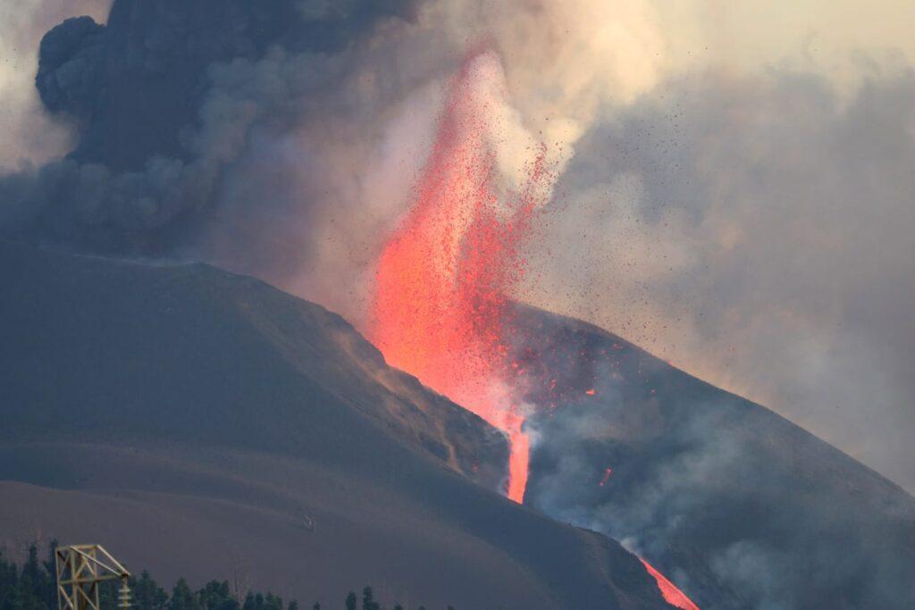 neue vulkan la palma